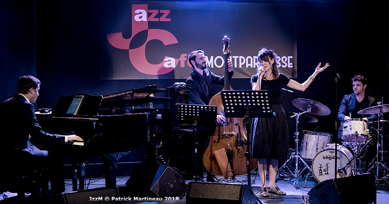 band Jazz Café Montparnasse